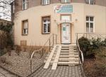 Wejście do gabinetu od ulicy Hawelańskiej, Gorzów Wlkp.