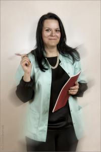 fotografia - Marta Mądrzak - sekretarka medyczna