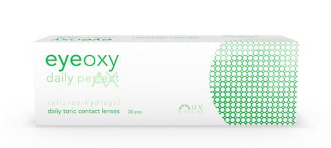 Soczewki EYEOXY DAILY PERFECT AX