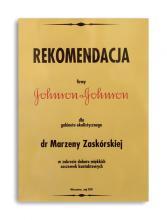 Rekomendacja Johnson & Johnson